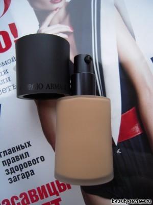 Тональный крем Luminous Silk Foundation от Giorgio Armani