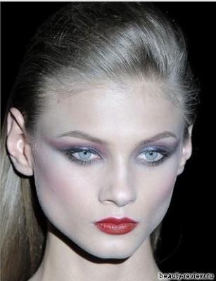 Тенденции в макияже — осень-зима 2009/2010