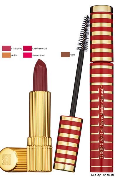 Рождественская коллекция 2009 от Estee Lauder — Ultimate Red