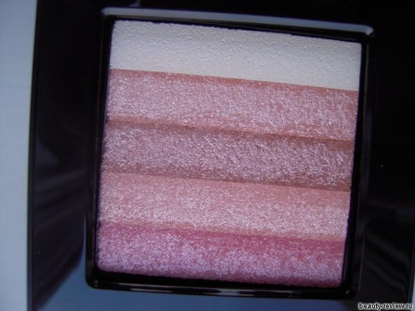 Шиммер Shimmering brick Pink от Bobbi Brown