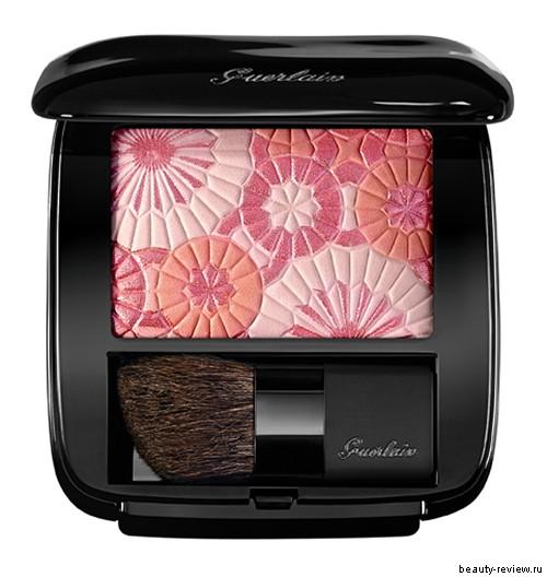 Весенняя коллекция макияжа Cherry Blossom Collection от Guerlain