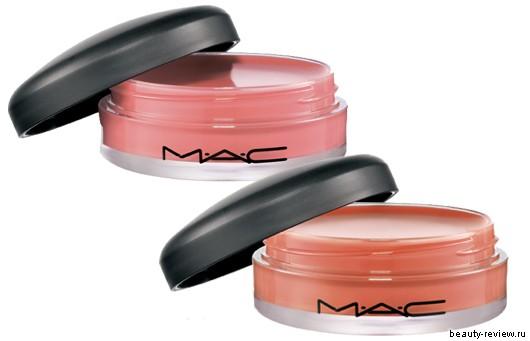 MAC Warm Cozy Winter 2009 Collection Цветной бальзам для губ