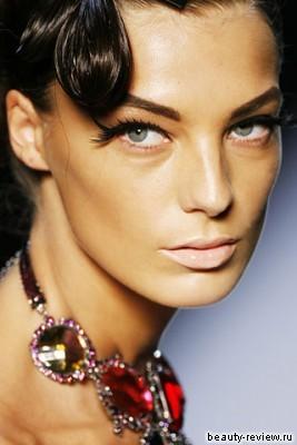 тенденции в макияже новый год 2009-2010