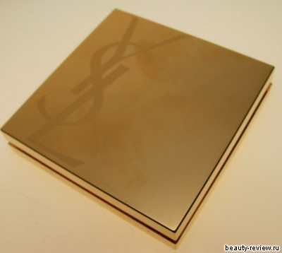 YSL Yves Saint Laurent лимитированная пудра Palette Pop