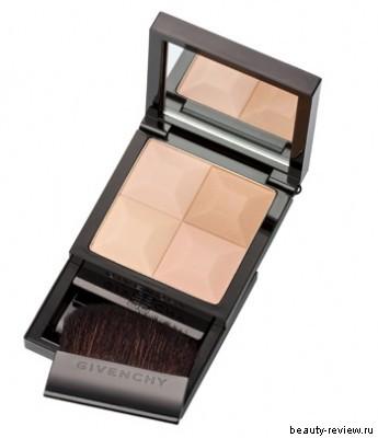 пудра — Givenchy Le prisme visage mat compact powder