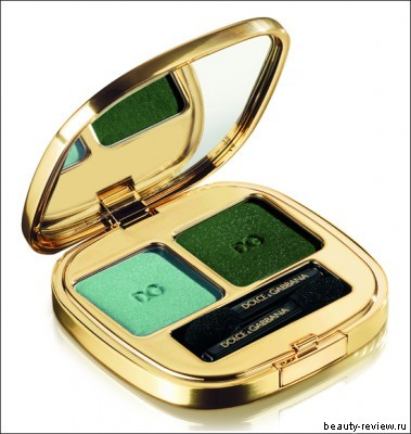 Dolce & Gabbana The Midnight Bloom Makeup, Eyeshadow Duo