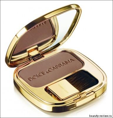 Dolce & Gabbana The Midnight Bloom Makeup, Luminous Cheek Colour
