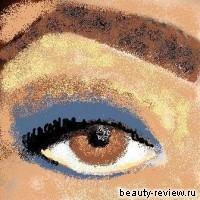 техника макияжа