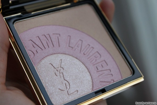 YSL Palette Y-Mail #1 Pearly Finish