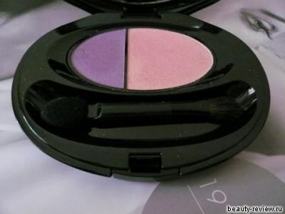 Двойные тени с шелковой текстурой от Shiseido — Silky Eye Shadow Duo