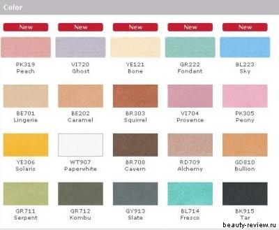 Мои покупки Shiseido — тени Luminizing Satin Eye Color и блеск для губ