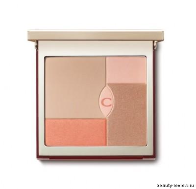 осенняя коллекция макияжа Clarins — осень 2010