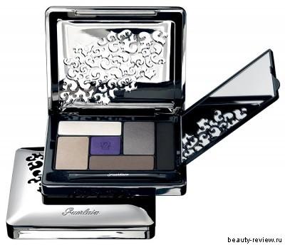 осенняя коллекция макияжа Guerlain