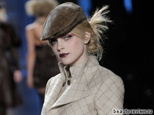 Dior осень 2010