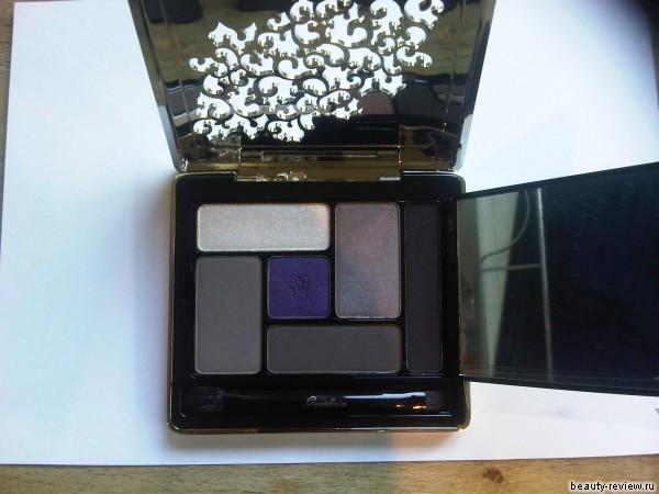 Ecrin 6 Coulers — новые тени из осенней коллекции макияжа от Guerlain