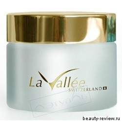 LA VALLEE — Интенсивный увлажняющий крем для лица.