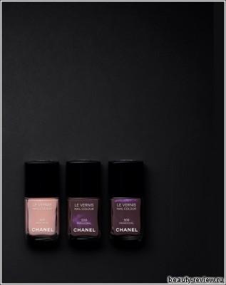 Chanel макияж осень 2010