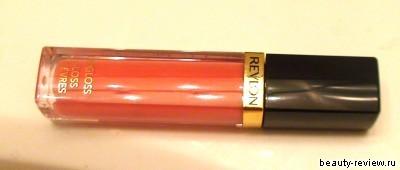 Блеск Revlon Super Lustrous Lipgloss & Тени Revlon Illuminance Creme Shadow