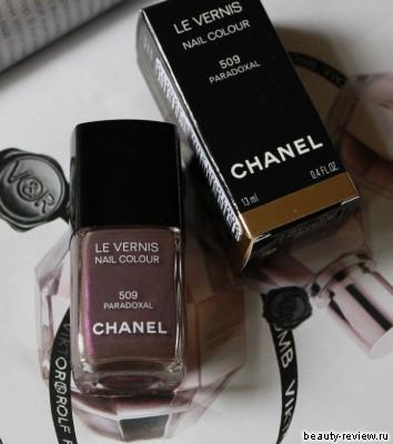 Chanel #509 Paradoxal