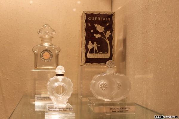 парфюмы Guerlain, Nina Ricci, Lalique
