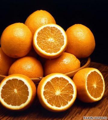 Апельсин в шоколаде от Yves Rocher Fruits de Noel 2010