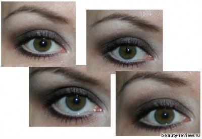 Вариация на тему smoky-eyes с тенями для век OMBRE ESSENTIELLE 87 TAUPE GRISE от CHANEL