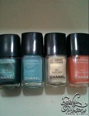 Chanel весна 2011