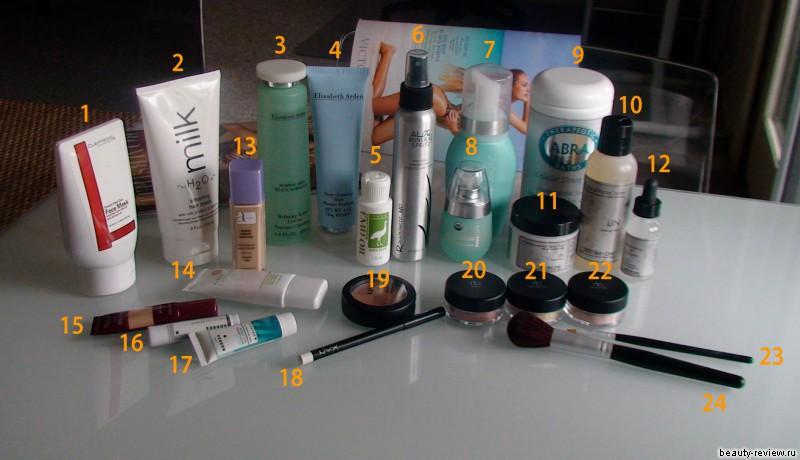 Мои покупки за Январь 2011