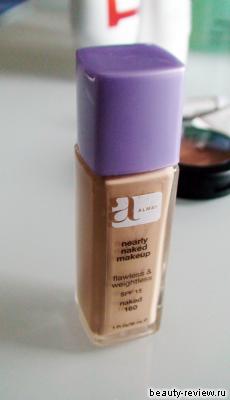 Almay makeup for