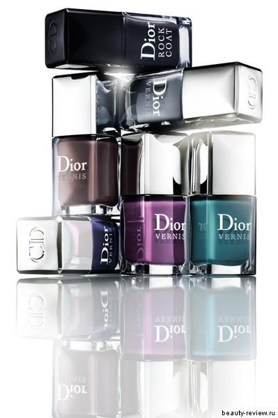 Мини коллекция лаков Dior