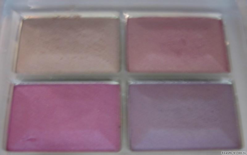 Розовые облака или макияж в розовых тонах (конкурс)