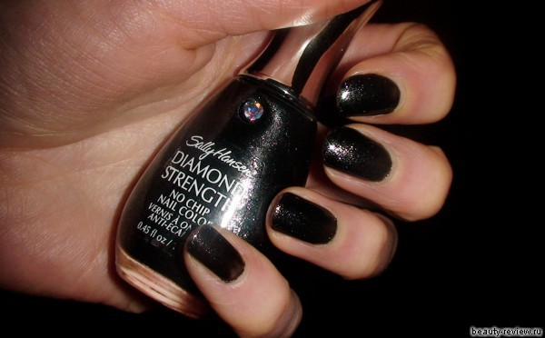 Sally Hansen Black Diamond
