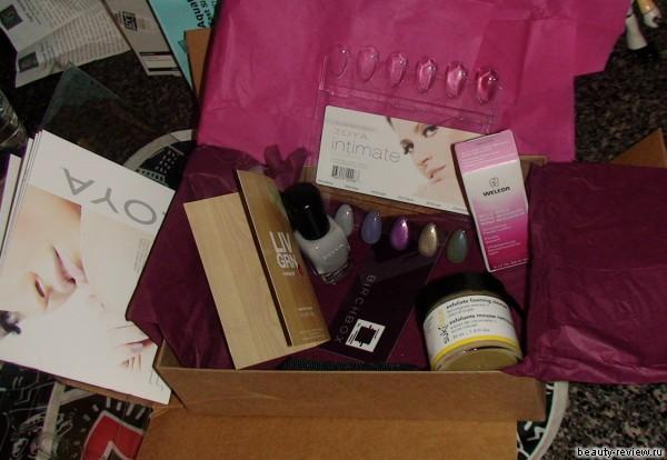 Третья посылка с бьюти-продуктами от BIRCHBOX.com