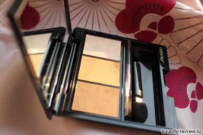 shiseido тени