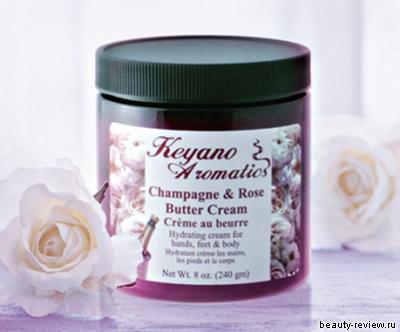Знакомьтесь,  Keyano Aromatics – мой любимый крем для тела