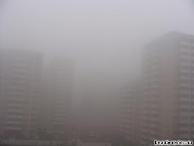 Лак от Alessandro и туман)