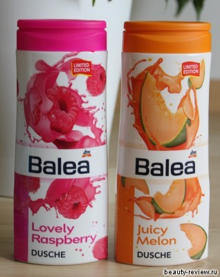 balea гель для душа