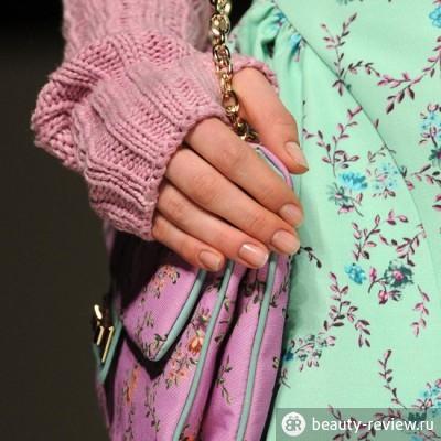 модные лаки осень 2012