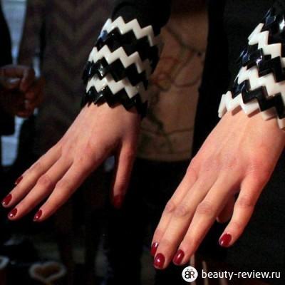 модные лаки 2012