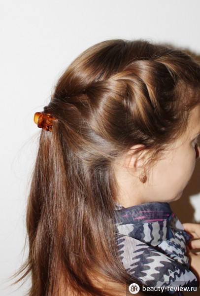 Простые прически для длинных волос