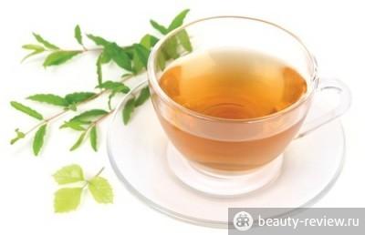 Народные рецепты красоты — умывание чаем