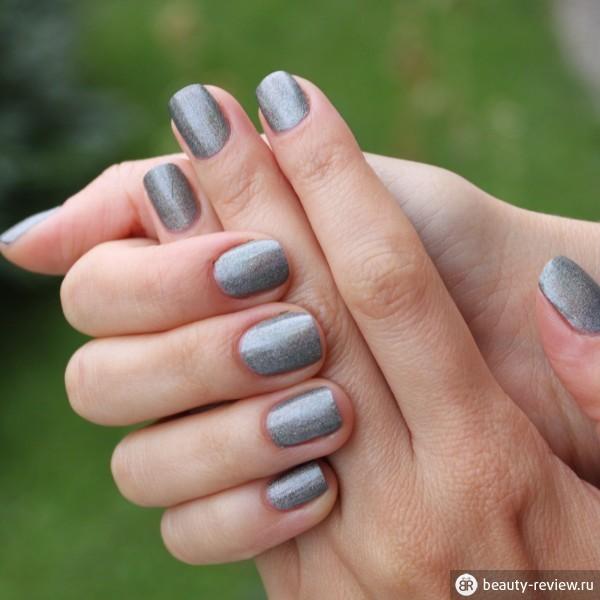 Голографический лак для ногтей KIKO
