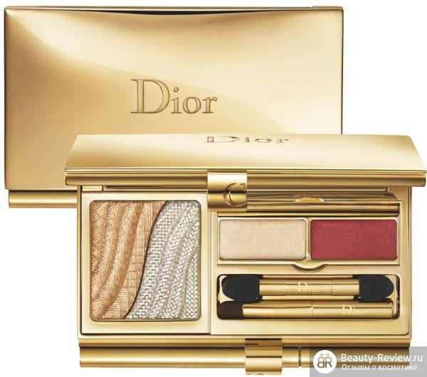 рождество зима 2012 макияж dior