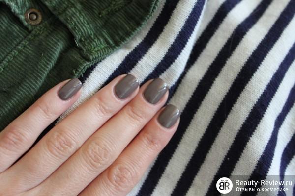 Essie Stylenomics — лак Don't Sweater It