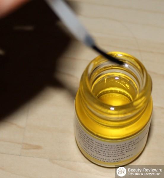 масло для кутикулы iherb Bee Naturals