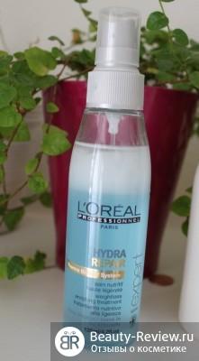 L'Oreal Professionnel — шампунь Age Supreme и спрей Hydra Repair
