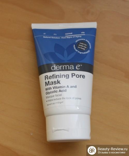 Маска Derma E Refining Pore Mask