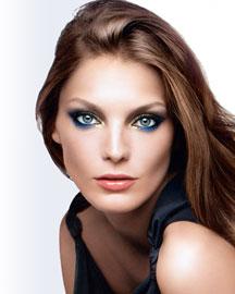 Тренды в макияже осень 2009