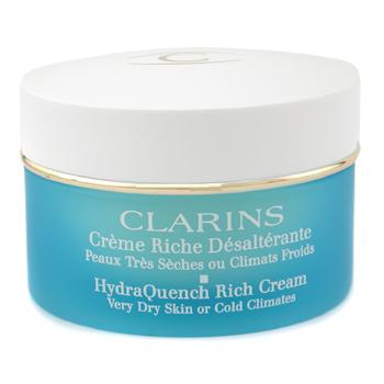CLARINS HydraQuench Lotion SPF 15 — Увлажняющий лосьон для нормальной и склонной к жирности кожи или жаркого климата