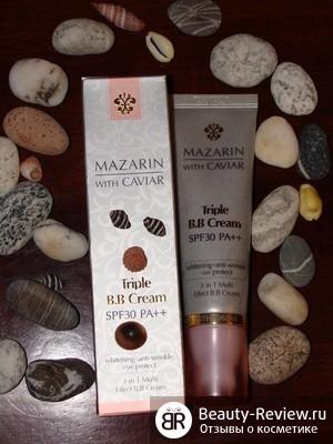 Triple B.B Cream от Mazarin